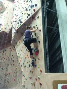 climbing 1