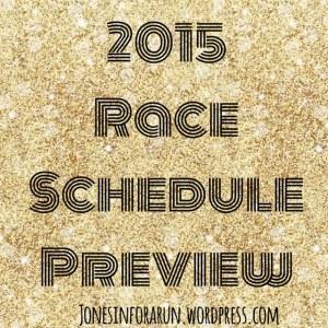 2015 races