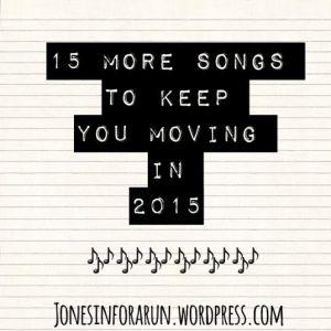 15 more songs