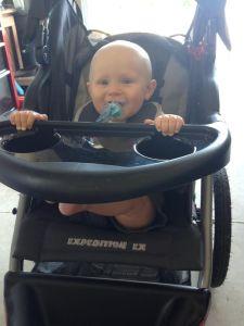 Finn in baby trend