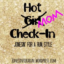 Hot Mom Check- IN logo