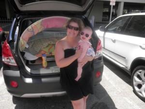 Mommy Beach