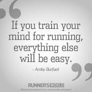training mind to run