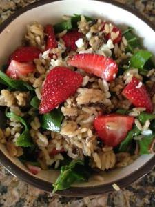 chard salad