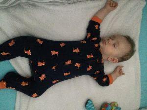 Sound Asleep baby G
