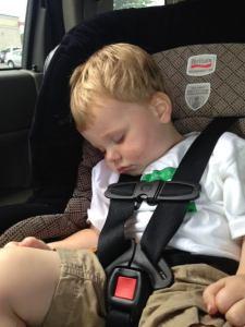T sleeping