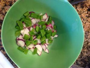 salad mixture