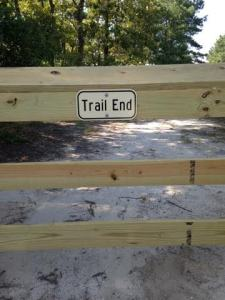 trail end