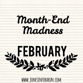 month end madness