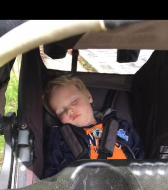 sleepy Tanner