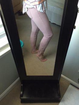 pants on