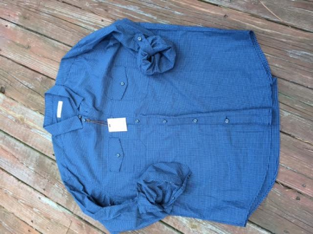 button-up-blue