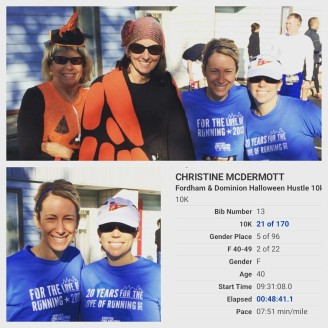 ThanksTeen for letting me use your pic. You dominated the run AND got a 2nd place age group win!!