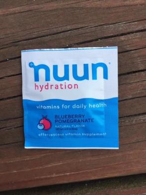 Nuun vitamin