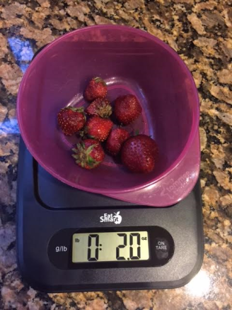 Measured in Ounces
