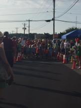 start of kids race